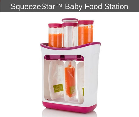 food squeeze station
