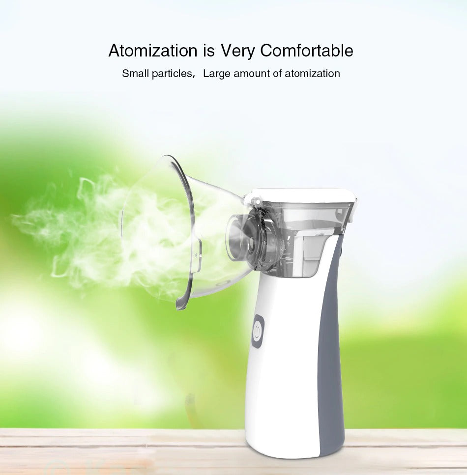 portable handheld nebulizer