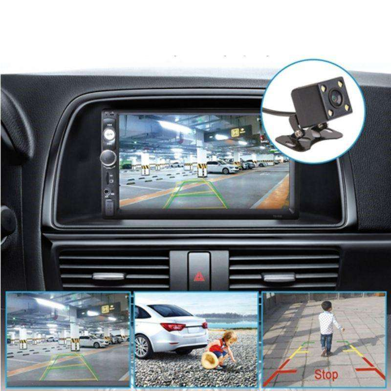 bluetooth reversing camera