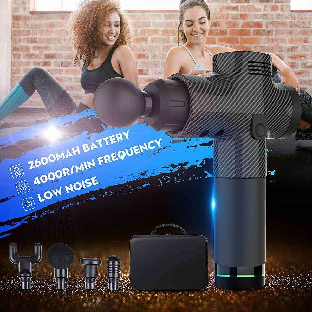 MUSCLE TAP™ Muscle Massager