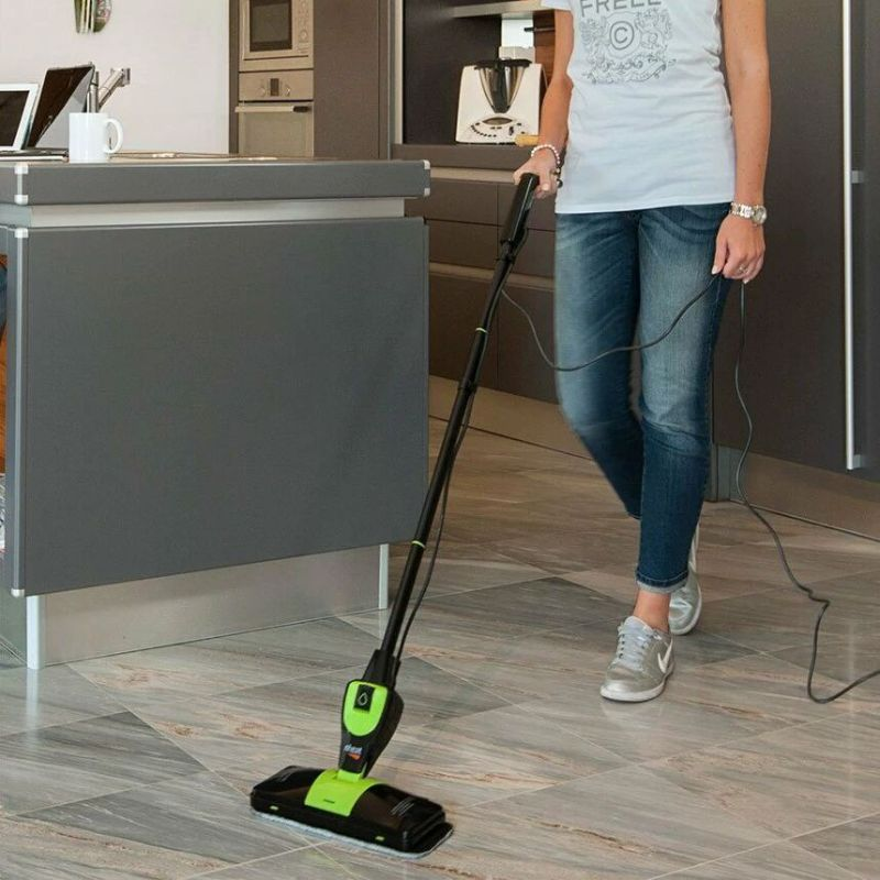 NHEAT Hard Floor Cleaner by Thermal Transfer Technology By Euroflex