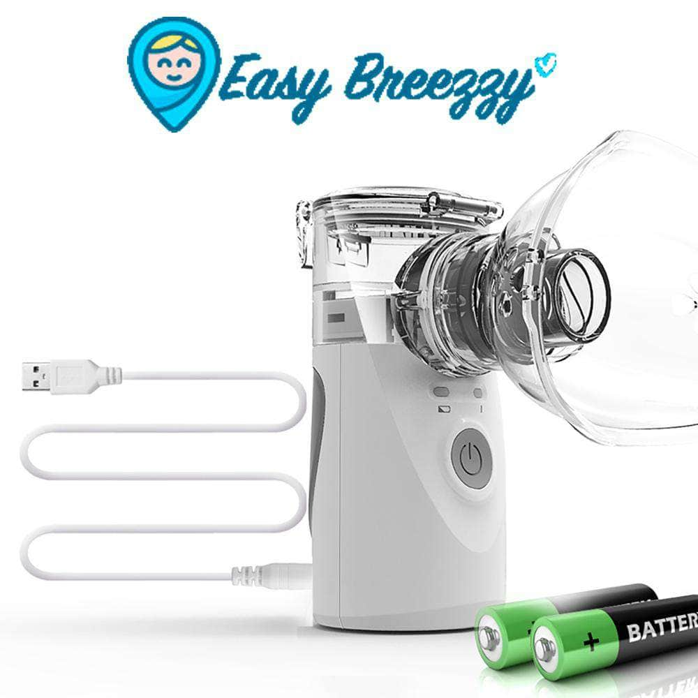Easy Breezzy™ Portable Nebulizer