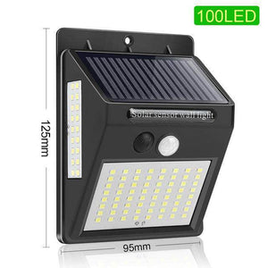 SOLIX™ Solar LED Light