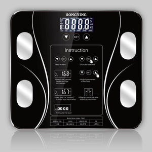 body fat percentage scale