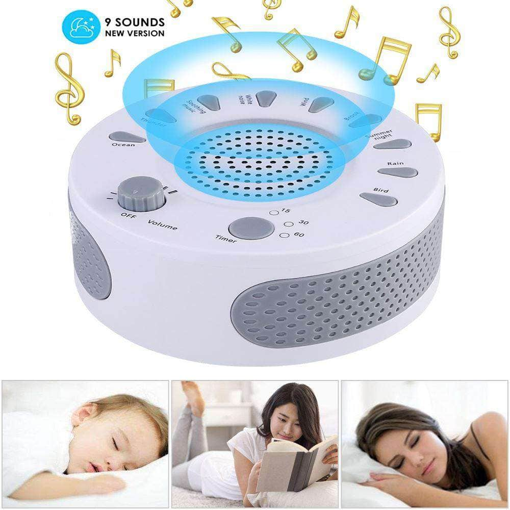 BABIMAX™ White Noise Machine