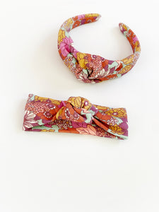 Dolly Knotted Headbands (Various Colors)