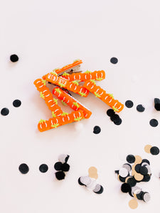 The Pumpkin Clip - JUST RESTOCKED!!