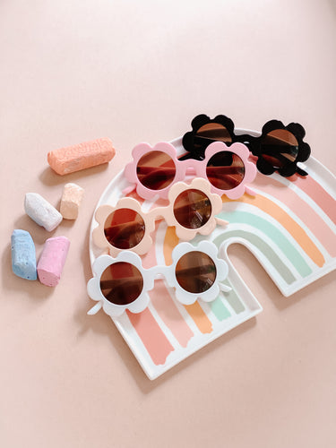 The Judy Floral Sunnies