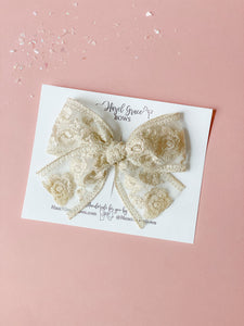 VIP Exclusive Lace Bow