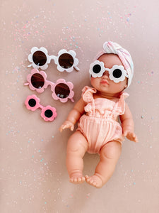 Judy Floral Mini Dolly Sunnies (2 Color Options)