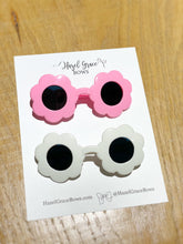 Load image into Gallery viewer, Judy Floral Mini Dolly Sunnies (2 Color Options)