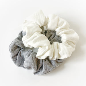 Knit Scrunchies (Various Options)