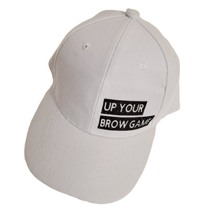 Up Your Brow Game Hat