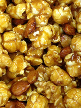 Load image into Gallery viewer, Caramels and Toffee with Nuts & Chocolates PoPcorn