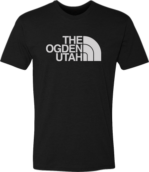 the ogden utah black tees t-shirt tshirt tee shirt short sleeve utah clothing local shop ogdenmade