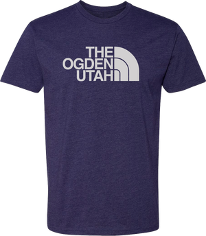 the ogden utah purple tees t-shirt tshirt tee shirt short sleeve utah clothing local shop ogdenmade
