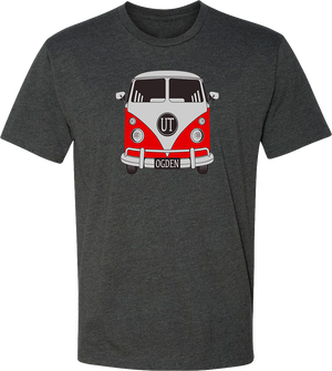 vw charcoal ogden tees t-shirt tshirt tee shirt short sleeve utah clothing local shop ogdenmade