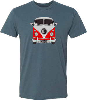 vw indigo ogden tees t-shirt tshirt tee shirt short sleeve utah clothing local shop ogdenmade