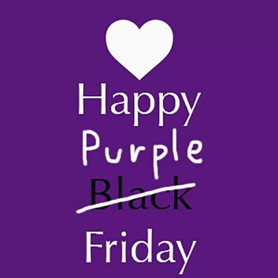 The Purple Friday Digital Sale