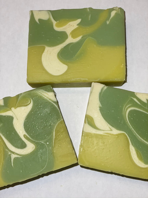 Lemon Coconut Soap