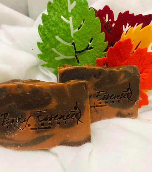 Pumpkin Pie Paradise Soap Holiday Edition