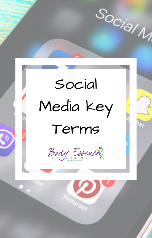 Social Media Key Terms ebook