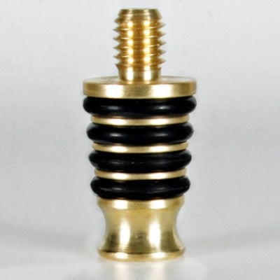 Ruth Niles BR-9000 Bottle Stopper BRASS