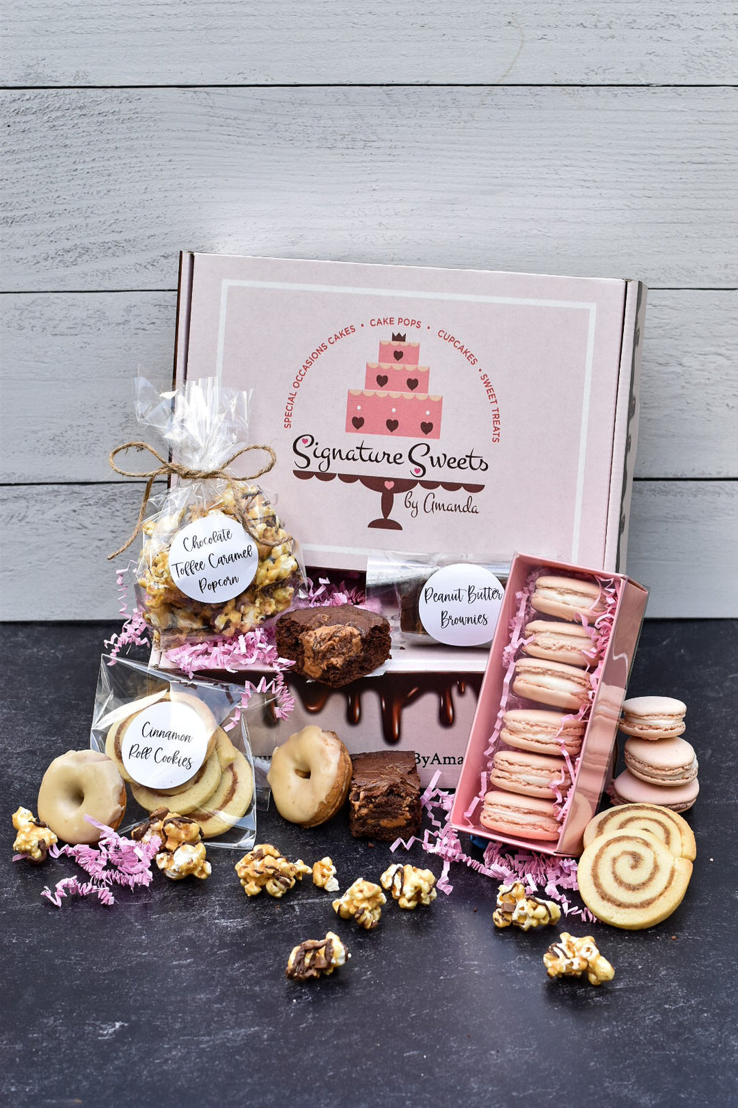 Pre Order Now: Our Shipped Monthly Dessert Boxes