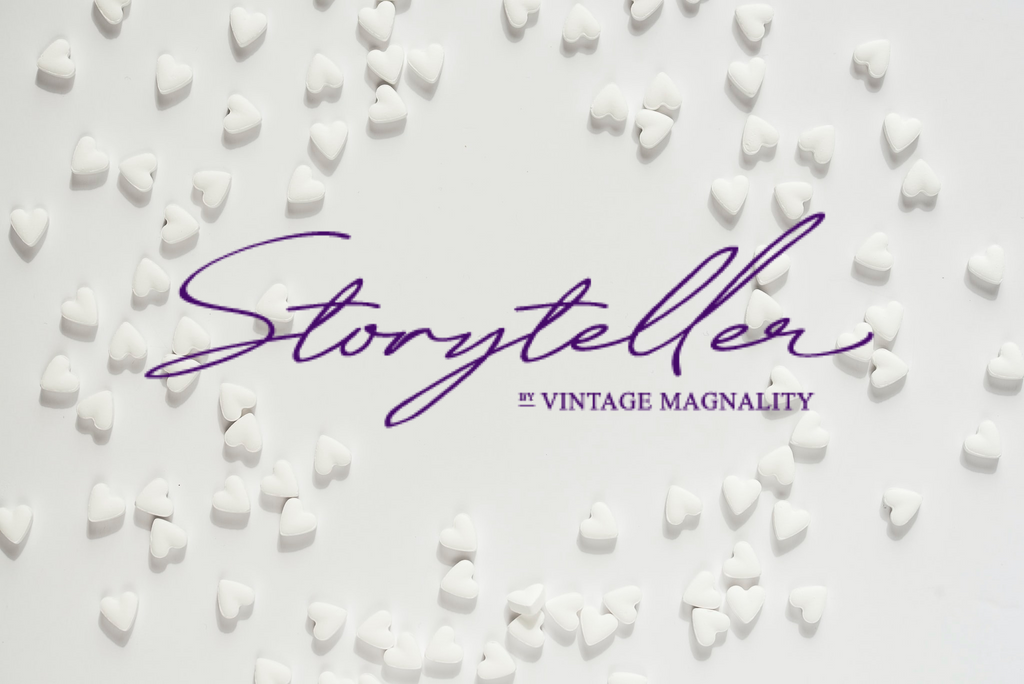 Love Yourself with Storyteller by Vintage Magnality