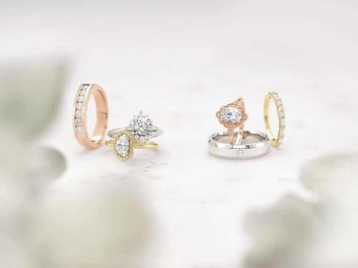 Find your dream engagement rings wedding bands and men's wedding bands with ethically sourced and conflict free diamonds