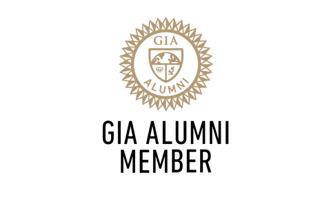 GIA Alumni Member Applied Jewelry Professional Gemologist Institute of America
