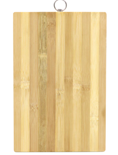 Excellent Choice Bamboo Cutting Board 22x32x10 cm