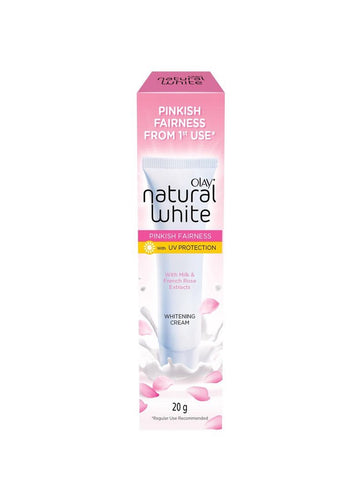 Olay Natural White Pinkish Fairness with UV Protection