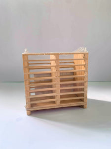 Wooden Kitchen Utensils Rack