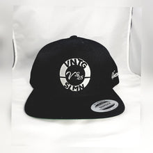 "Load image into Gallery viewer, Vintage ""Pat, I will like to buy a vowel"" Black Unisex Snapback Hats"