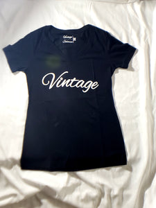 Basic Vintage Black (Women)