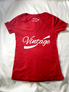 Classic Vintage Red (CLEARANCE)