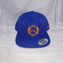 "Load image into Gallery viewer, Vintage ""Pat, I will like to buy a vowel"" Unisex Royal Blue Snapback"