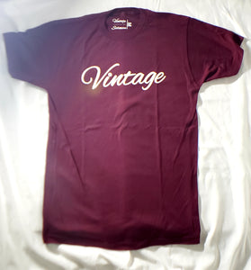 Basic Vintage Burgundy (CLEARANCE)