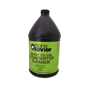 Stone Savior Countertop Cleaner - Ready to Use