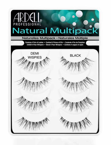 Ardell Faux-cils Natural Multipack Demi Wispies