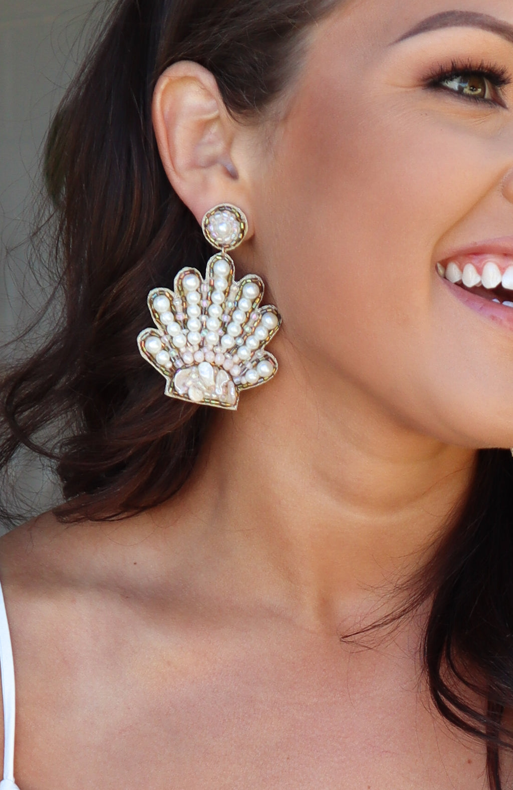 Shell Yeah Earring - Treasure Jewels