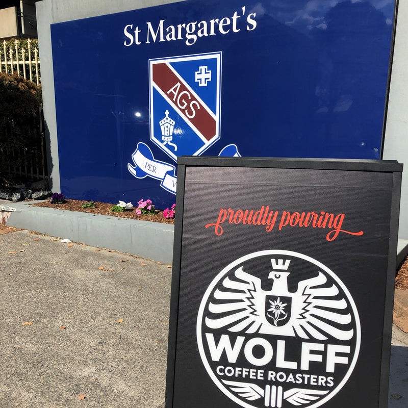 St Margaret's Anglican Girls School - Wolff Coffee Roasters Specialty
