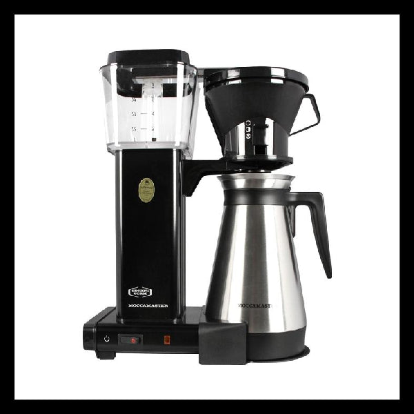 Moccamaster Thermal Black - 1.25 Litre