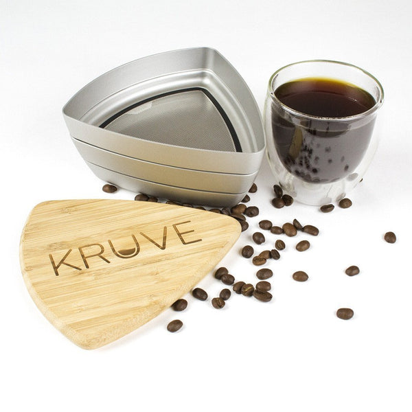 Kruve Sifter 2 + Plus & Pro Packs - Wolff Coffee Roasters Specialty