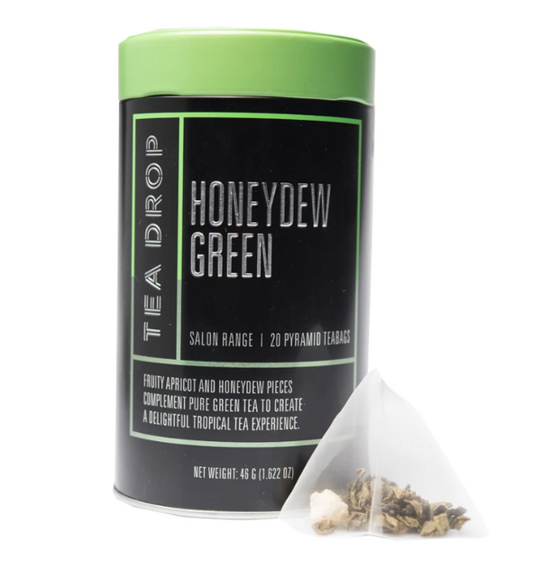 Tea Drop Salon Honeydew Green - Wolff Coffee Roasters Specialty
