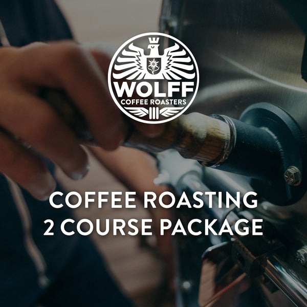 Roasting Pathway 2 Course Package - Wolff Coffee Roasters Specialty