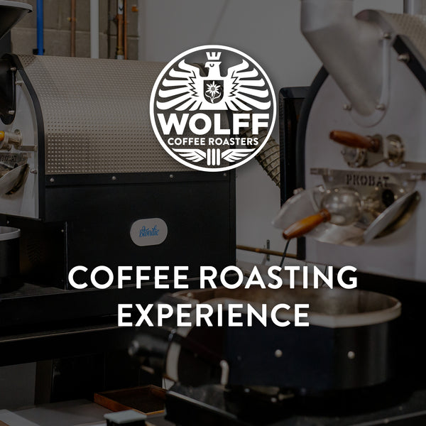 Coffee Roasting Experience - Wolff Coffee Roasters Specialty