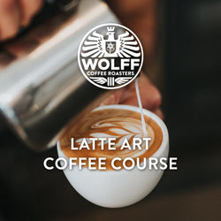 Latte Art Coffee Course - Wolff Coffee Roasters Specialty