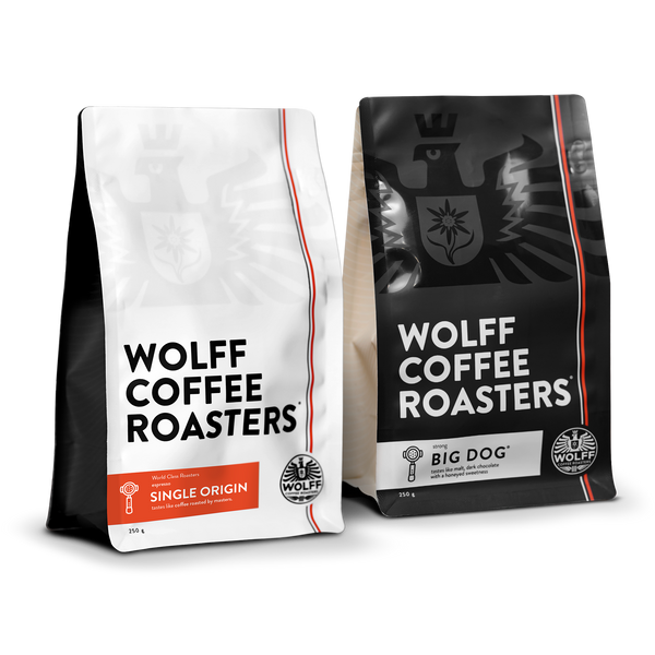 Gift Subscriptions - 250g - Fortnightly - 3 months - Wolff Coffee Roasters Specialty